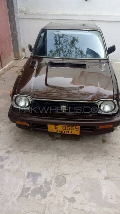 Honda Civic 1978 Image-1