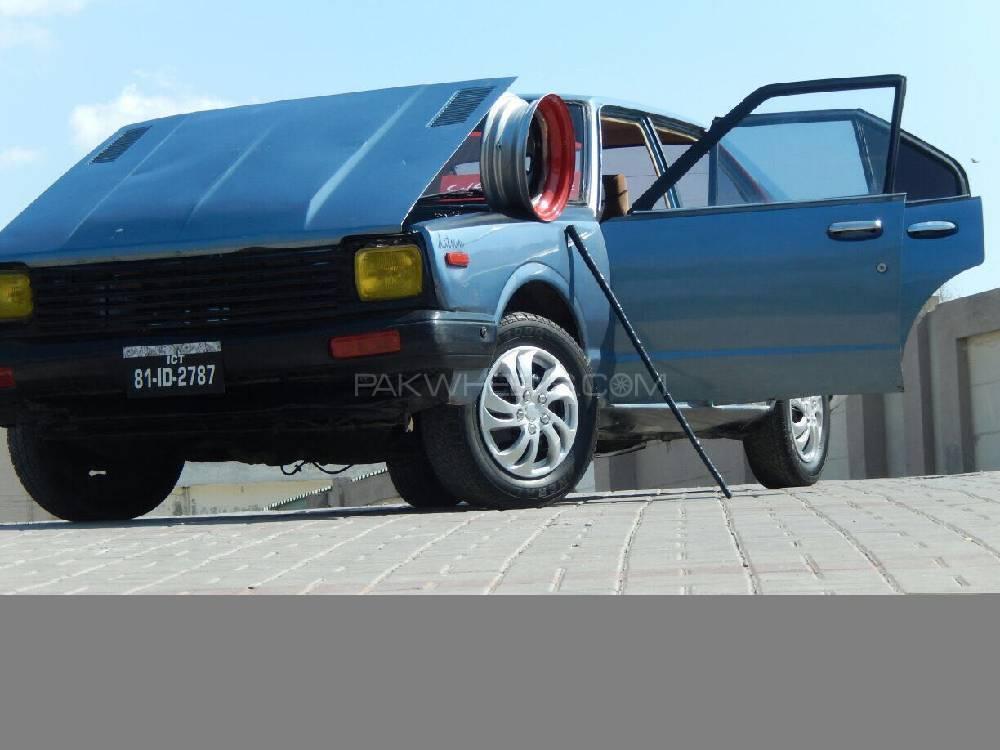 Datsun Cherry 1981 Image-1