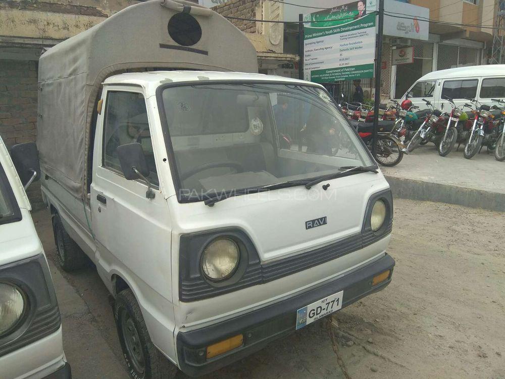 Suzuki Ravi Euro ll 2005 Image-1