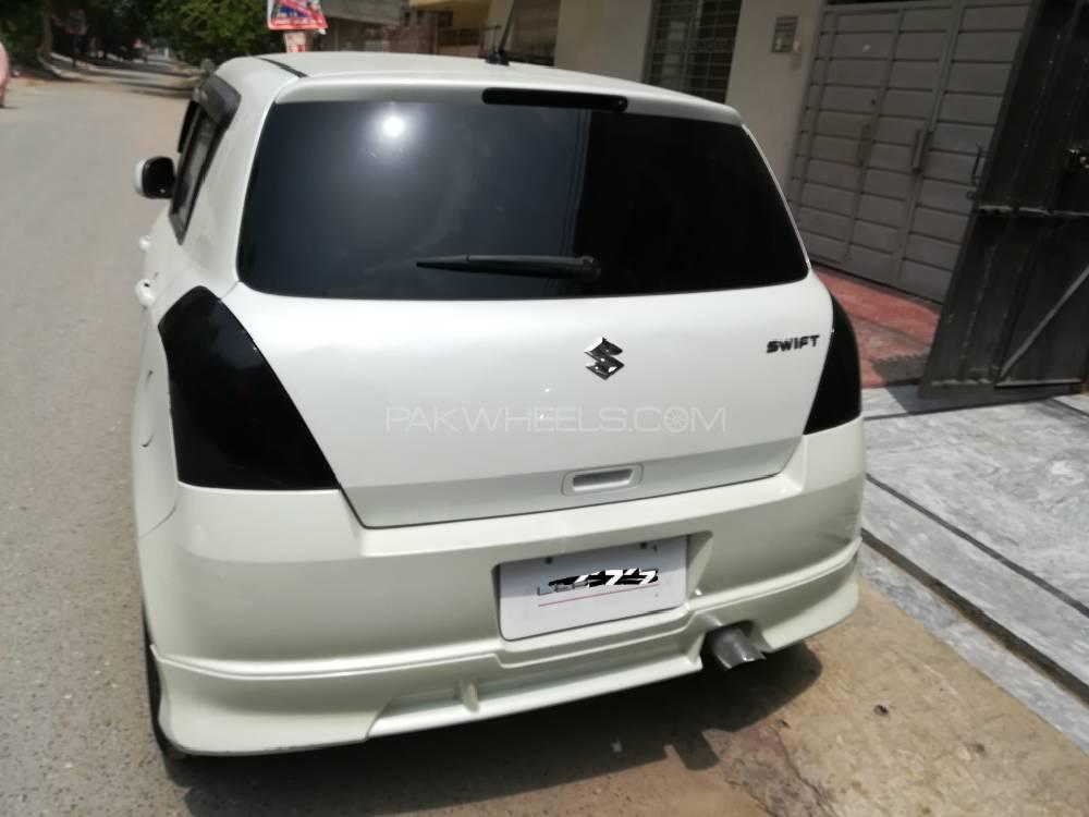 Suzuki Swift 2007 Image-1