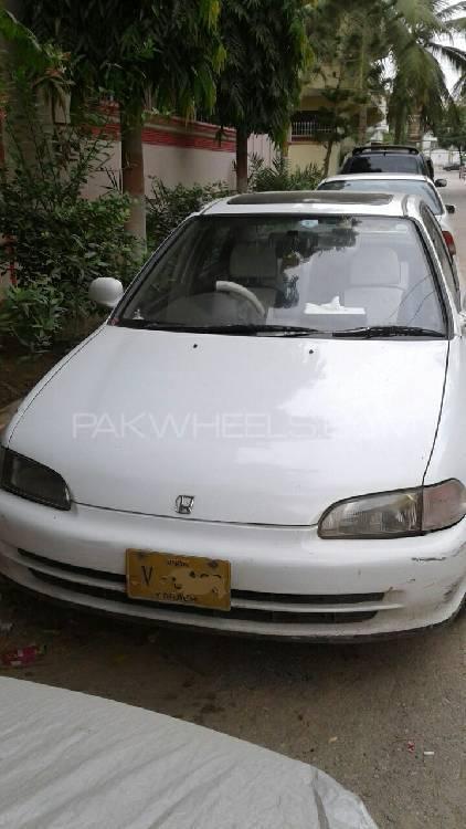 Honda Civic EL 1992 Image-1