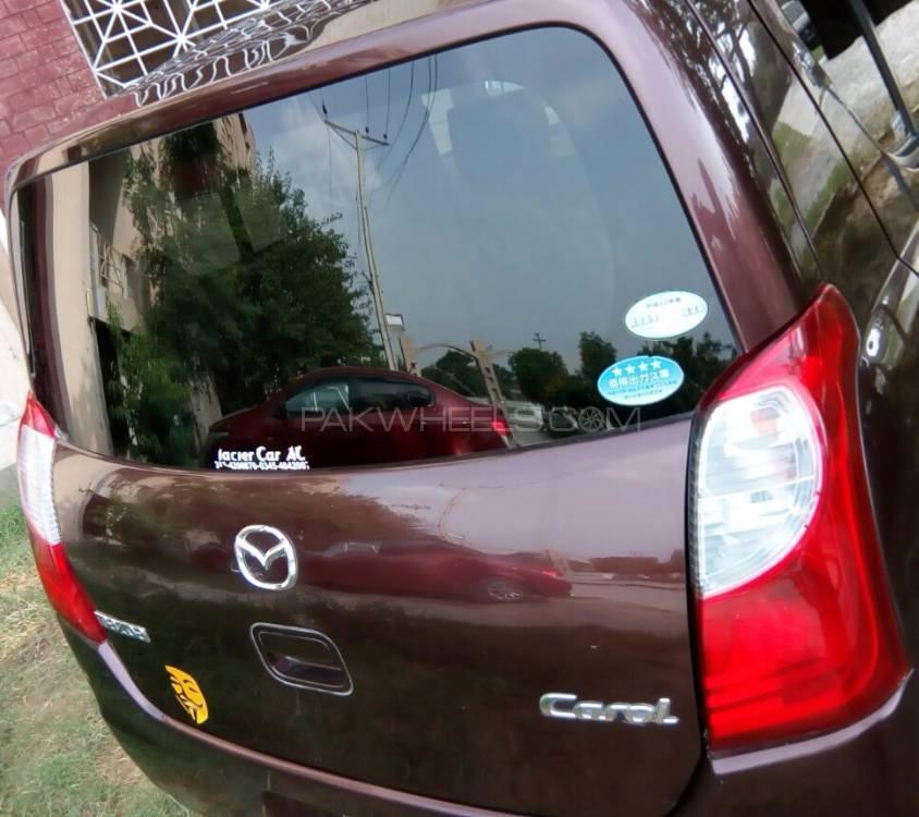 Mazda Carol GS4 2011 Image-1