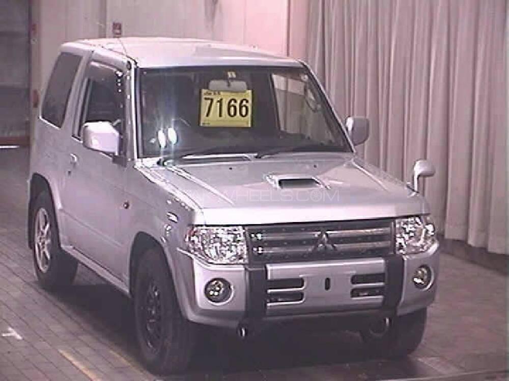 Mitsubishi Pajero Mini VR 2012 Image-1