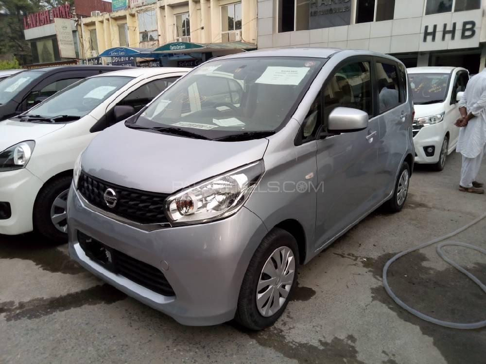 Nissan Dayz Bolero J 2014 Image-1