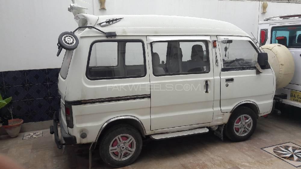 Suzuki Carry Standard 2002 Image-1