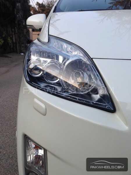 Toyota Prius S LED Edition 1.8 2009 Image-1