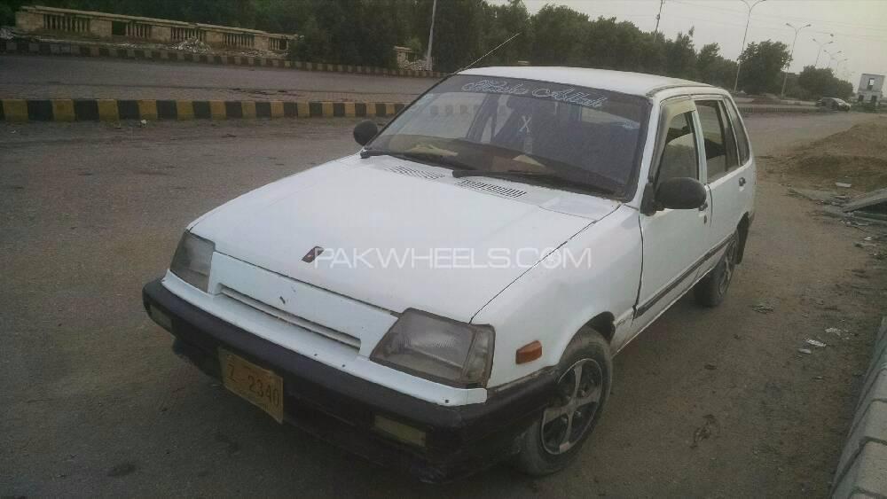 Suzuki Khyber GA 1994 Image-1