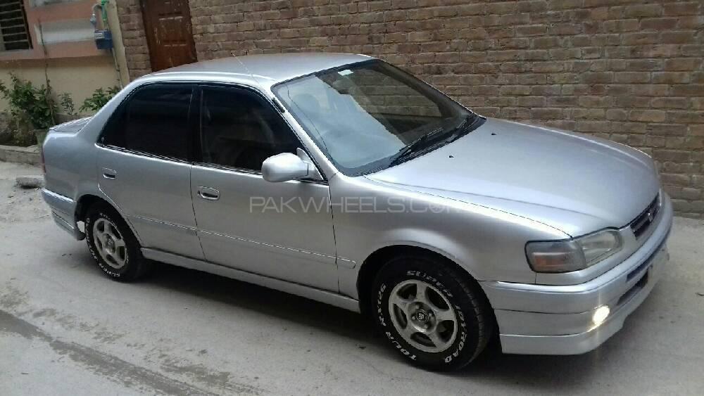 Toyota Corolla 1996 Image-1