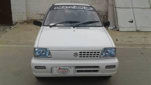 Suzuki Mehran Vxr Euro Ii Fuel Consumption