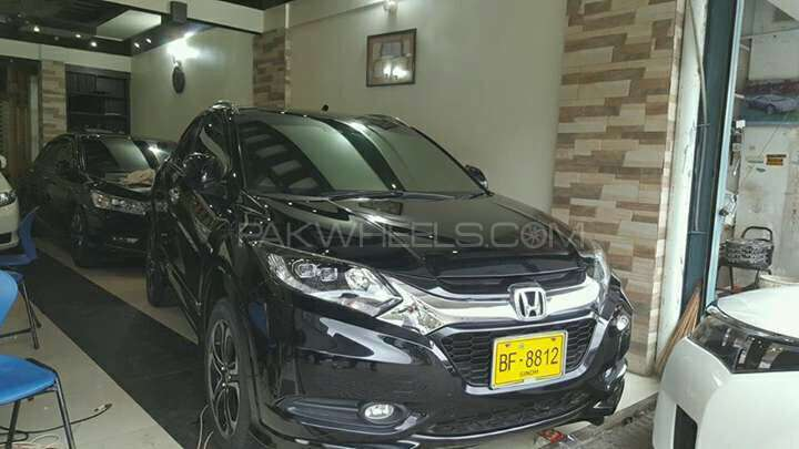Honda Vezel G 2014 Image-1