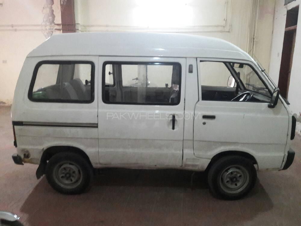 Suzuki Bolan 1983 Image-1