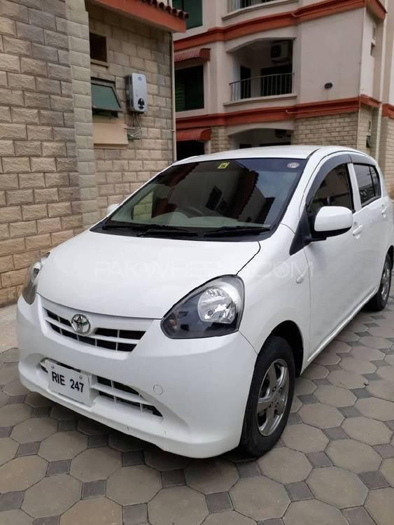 Toyota Pixis L 2013 Image-1