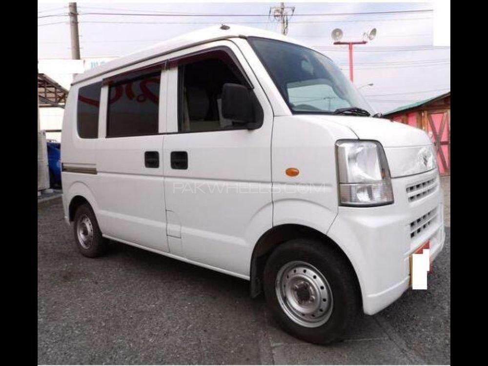 Suzuki Every PC 2015 Image-1