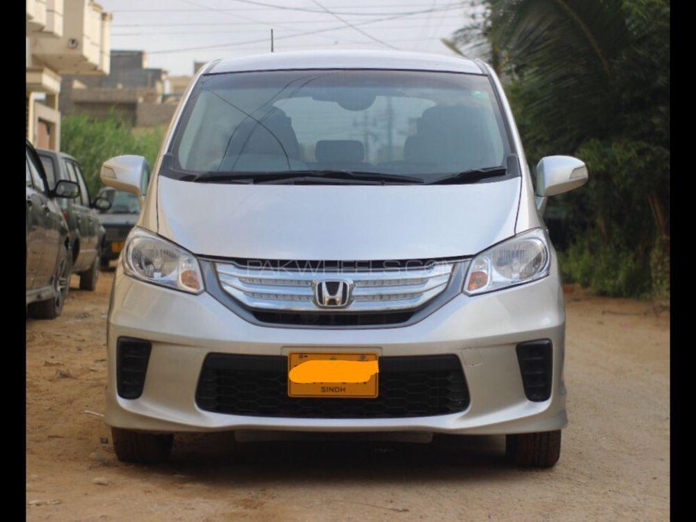 Honda Freed Hybrid 2011 Image-1