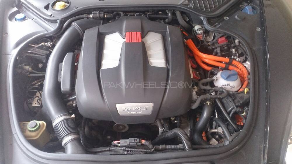 Porsche Panamera S E-Hybrid 2014 Image-1