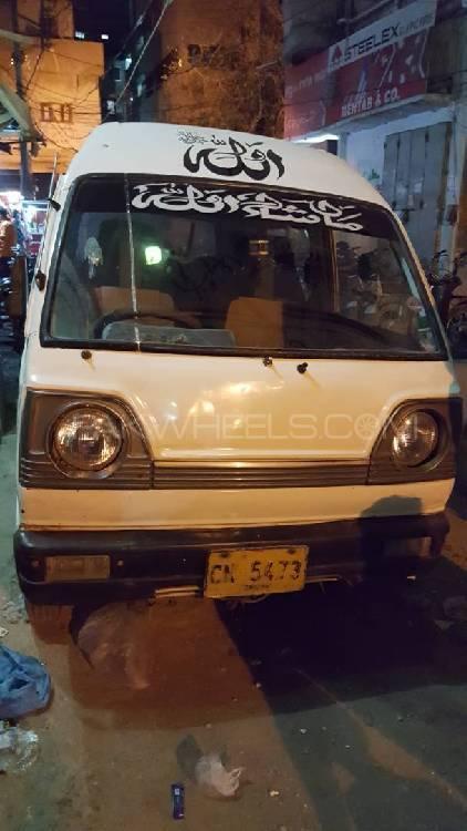 Suzuki Bolan VX (CNG) 2004 Image-1