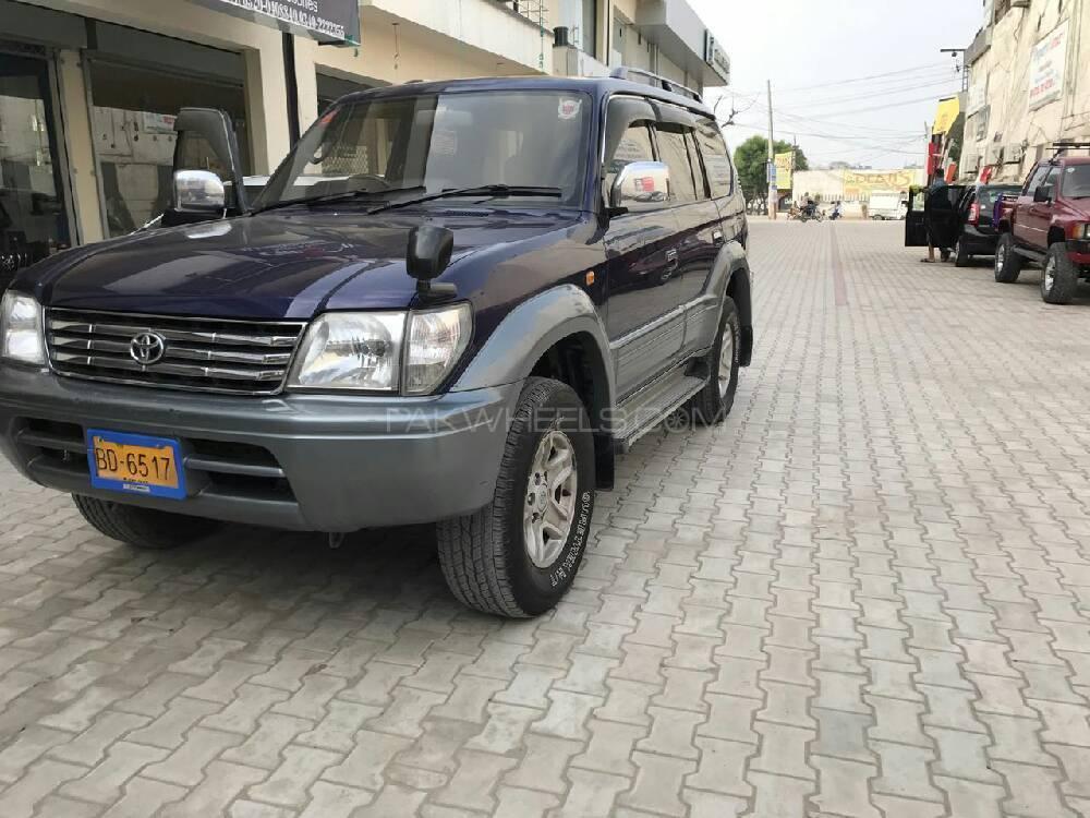 Toyota Prado TZ 3.0D 1997 Image-1