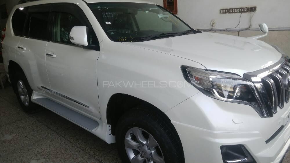 Toyota Prado TX Limited 2.7 2012 Image-1