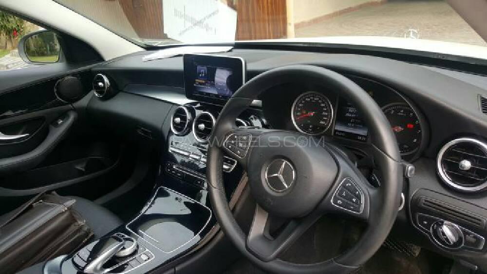 Mercedes Benz C Class C180 2015 Image-1