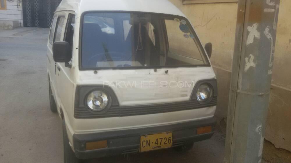 Suzuki Bolan GL 2004 Image-1