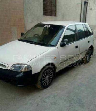 Suzuki Cultus VXL (CNG) 2001 Image-1