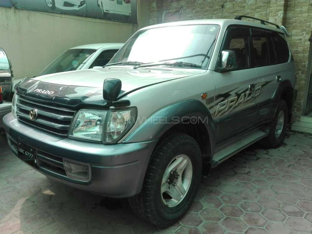 Toyota Prado TX Limited 2.7 1997 Image-1