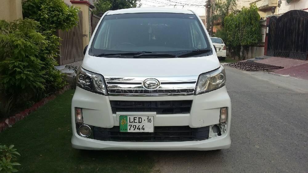 Daihatsu Move Custom RS 2013 Image-1