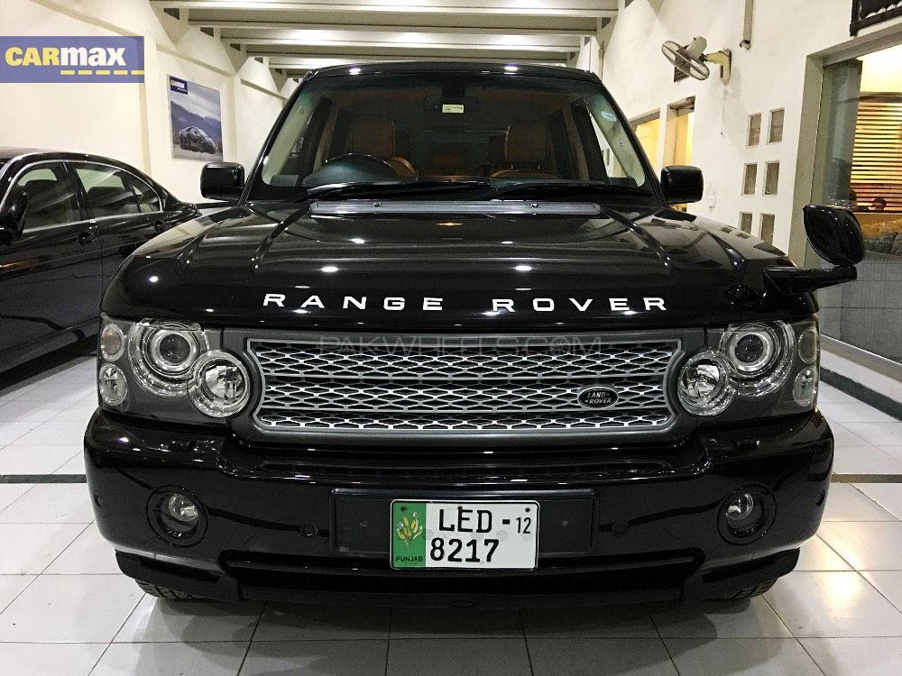Range Rover Vogue 4.4 V8 2009 Image-1