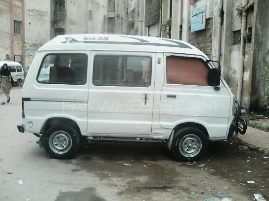 Suzuki Bolan GL 1991 Image-1