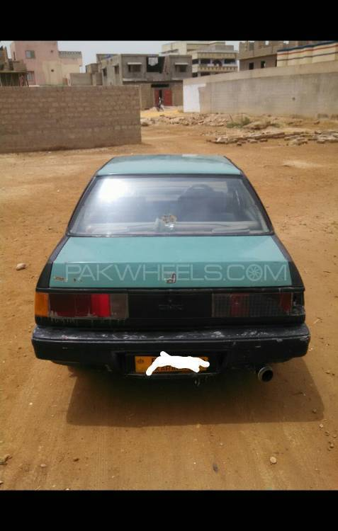 Honda Civic GL 1984 Image-1