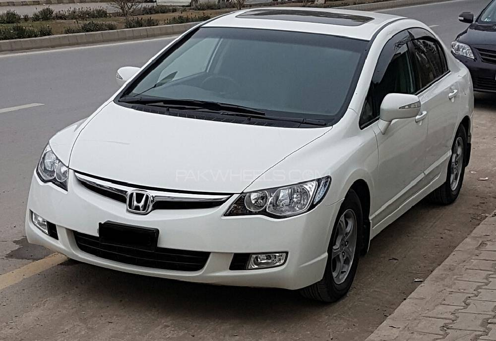 Honda civic used car price in pakistan 13