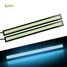 LED 12Volt White DRL For Bikes And Cars Image-1