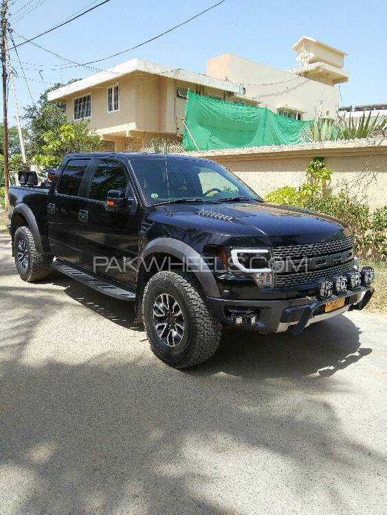 Ford F 150 2011 Image-1