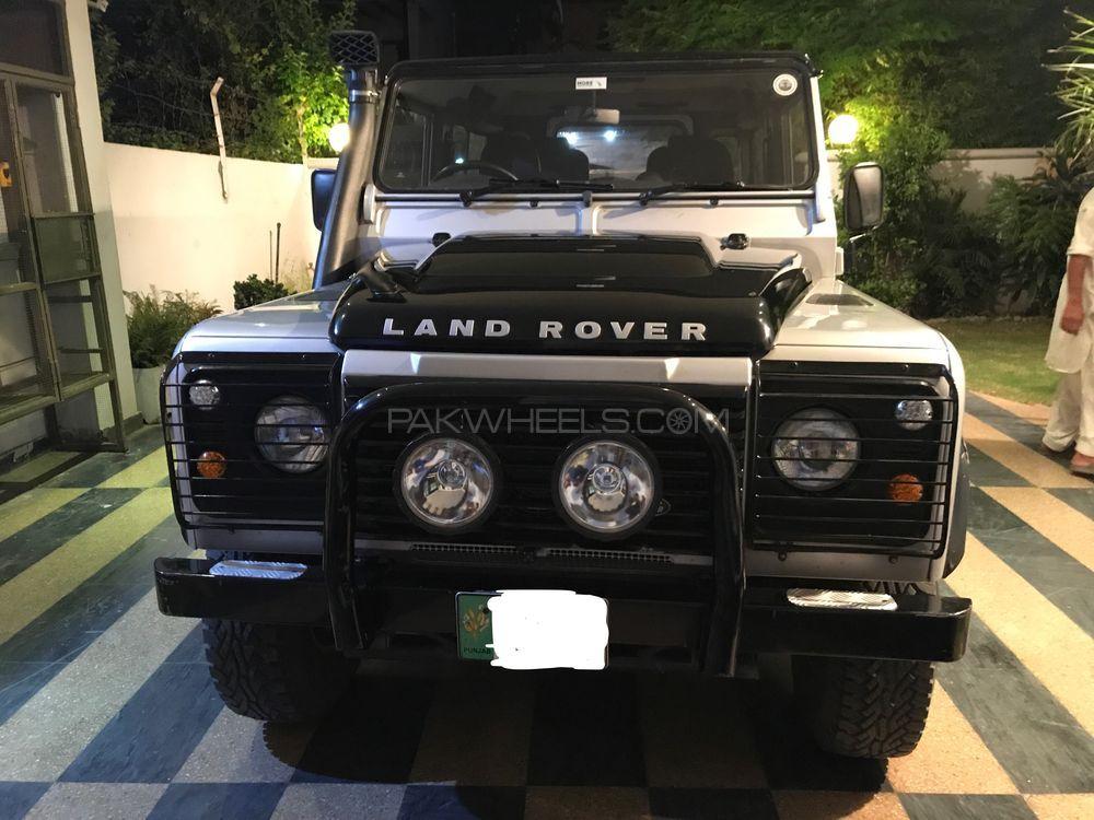Land Rover Defender 90 SW 2015 Image-1
