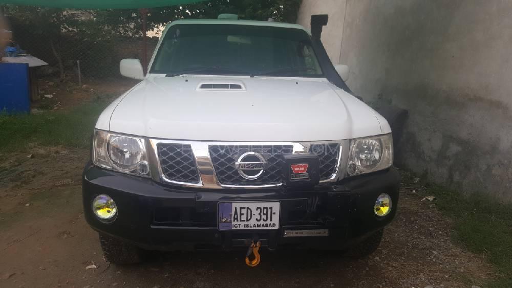 Nissan Safari 2006 Image-1