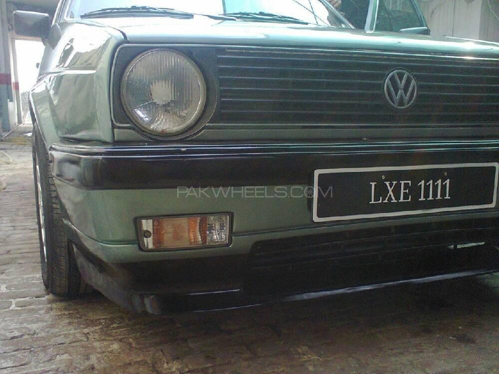 Volkswagen Golf 1997 Image-1