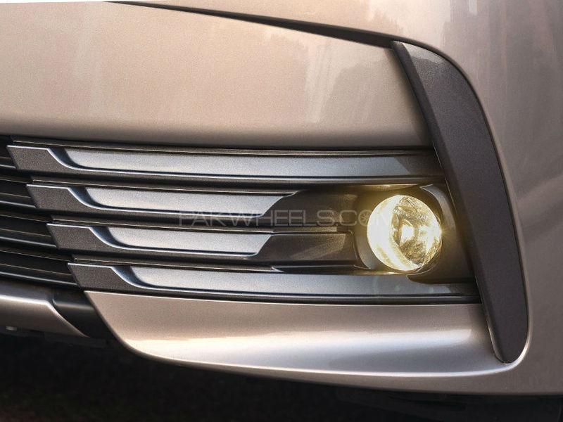 New Uplift Corolla 2017 Fog Lights Set - Plastic