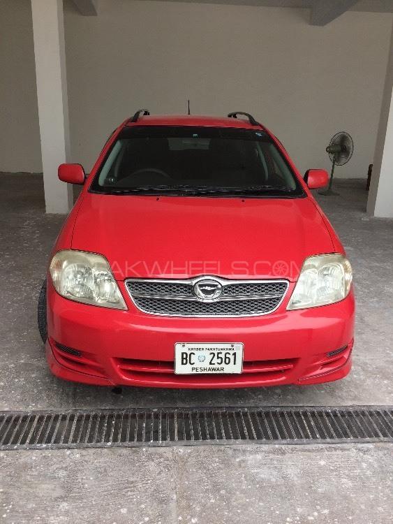 Toyota Corolla Fielder S 2003 Image-1