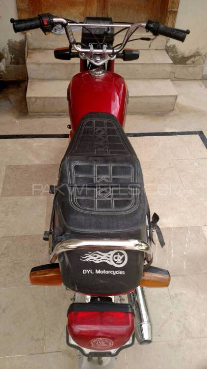 Yamaha Dhoom YD-70 2015 Image-1