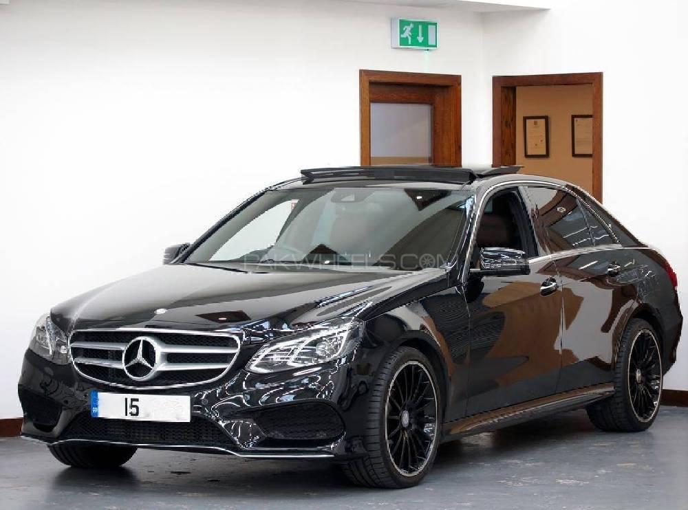 Mercedes Benz E Class E250 2015 Image-1