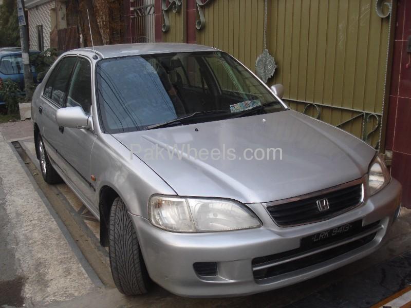 Honda City EXi S 2003 Image-4