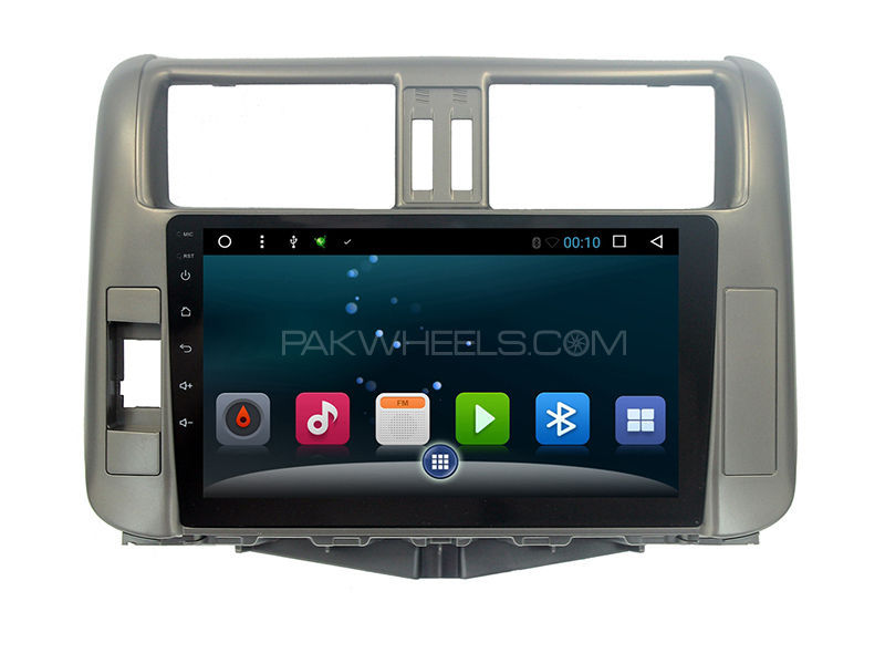 Toyota Prado Deck Less Unit Android 2009 - 2012 in Lahore