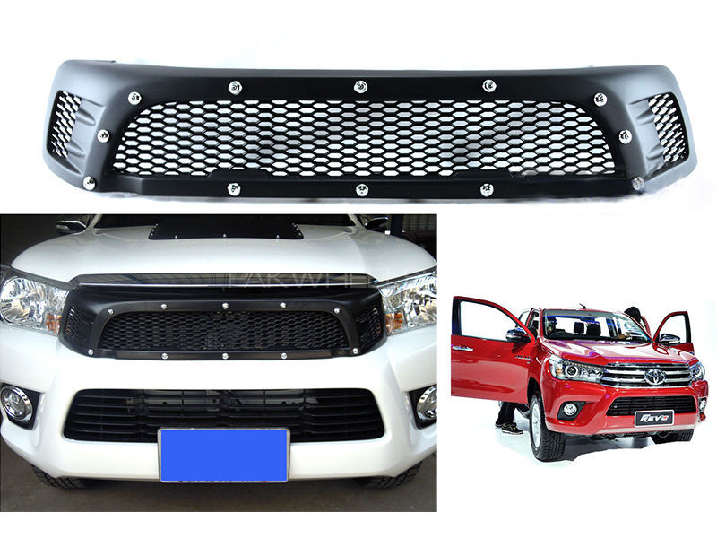 Toyota Hilux Revo Nuts Style Front Grill 2016-2020  in Lahore