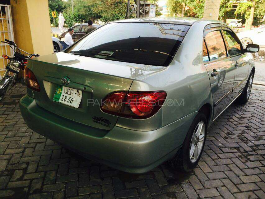 Registered 2008 Excellent condition  Neat and Clear interior and exterior  CD player  Alloy Rims  Tyres condition is good  All documents are complete