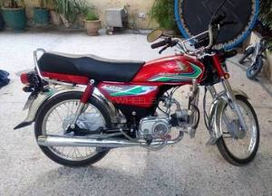 honda cd 70 motorcycles for sale in faisalabad - honda cd 70 for