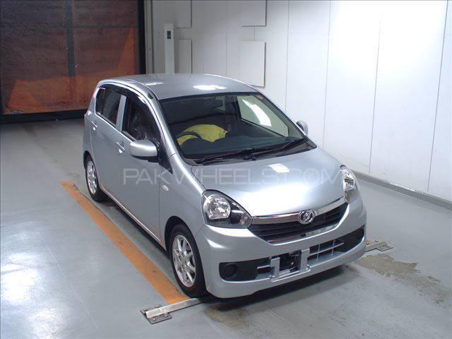 Daihatsu Mira X Special 2014 Image-1