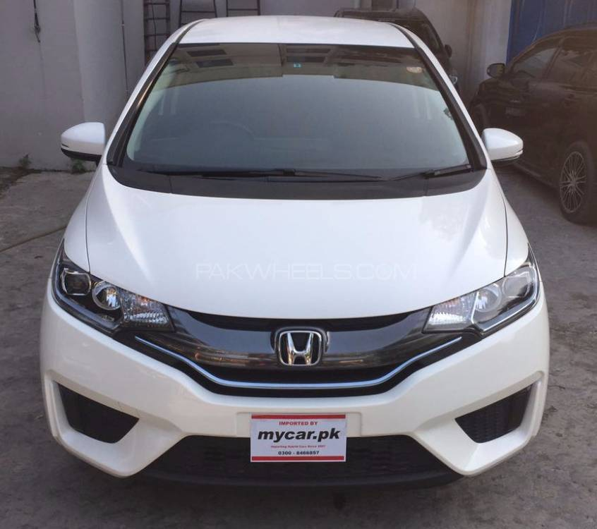 Honda Fit X L Package 2014 Image-1