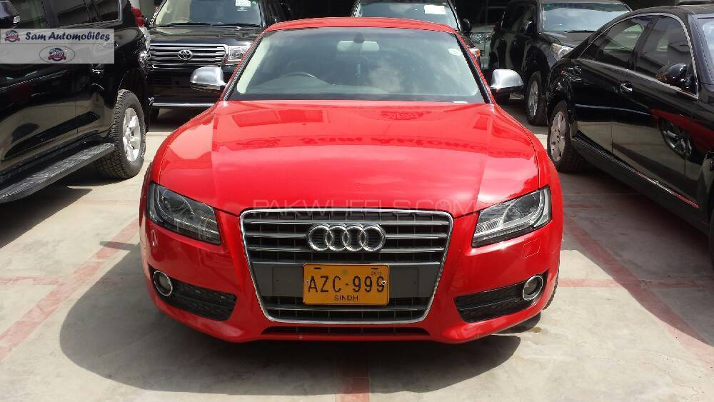 Audi A Used Cars For Sale In Pakistan