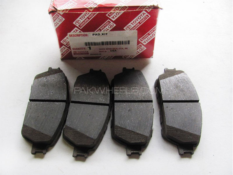 Toyota Camry Front Brake Pads 2006-2008 Genuine in Lahore