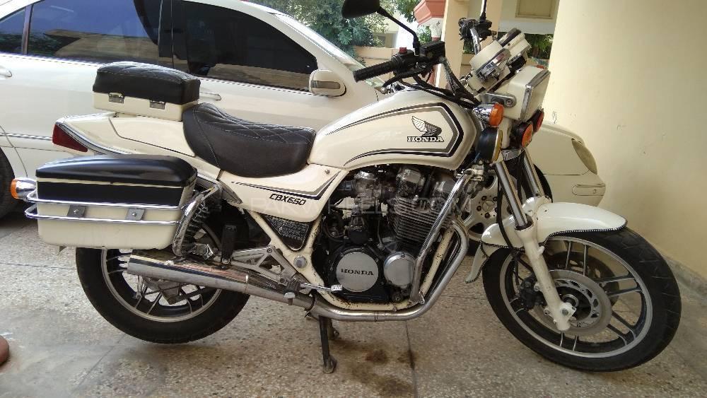 Honda CBX 1985 Image-1